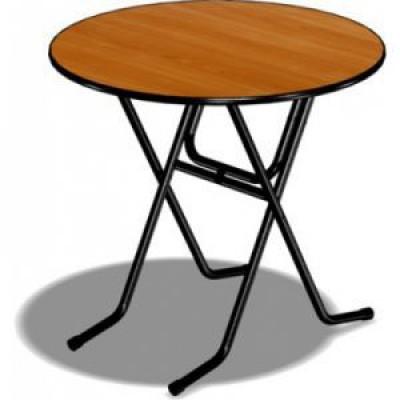 Стол складной Ривьера круглый