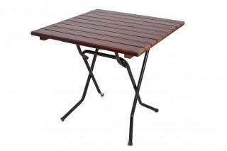 Стол складной прямоугольный Ривьера (рейка)