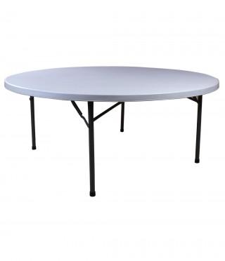 Стол складной круглый 180