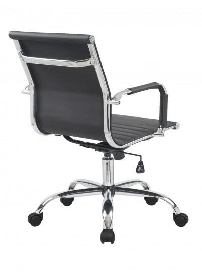 Кресло офисное TopChairs City S черное