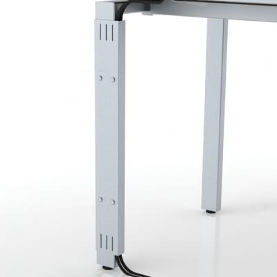 Накладной вертикальный кабель-канал (Д-016)