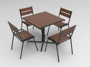 Мебель для летних кафе, ресторанов