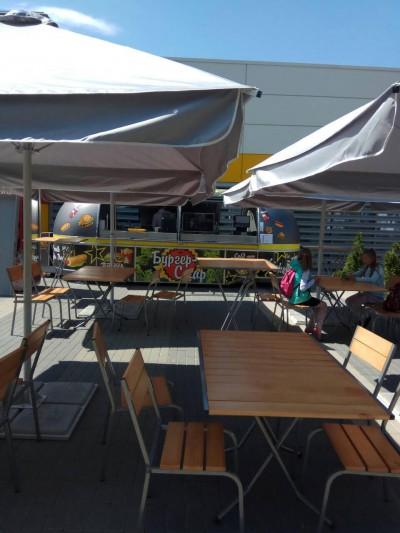Комплект для  уличного кафе «Ривьера»