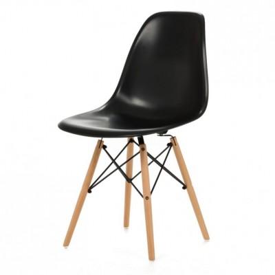 Дизайнерский стул SPAM (черный)