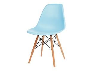 Дизайнерский стул SPAM (голубой)