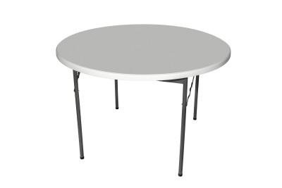 Стол складной круглый 116