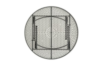 Стол складной круглый 160