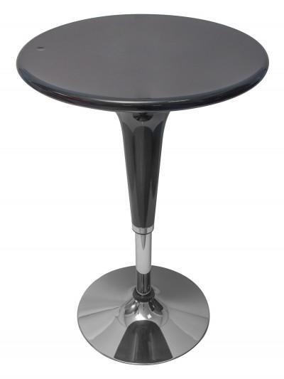 Стол барный черный МАЛИБУ